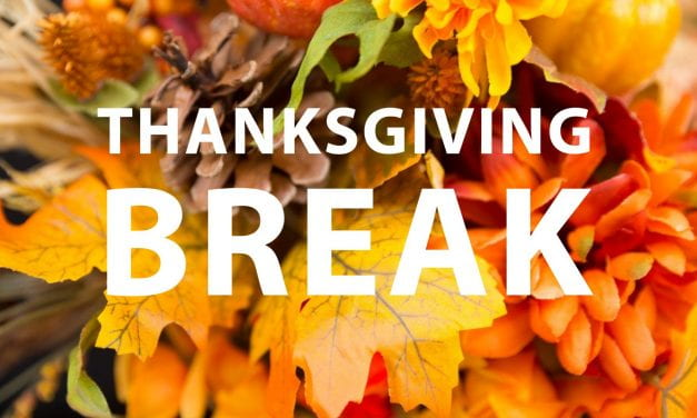 Thanksgiving Break Information and Dining Hours
