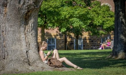Outdoor Wi-Fi Expands on Campus