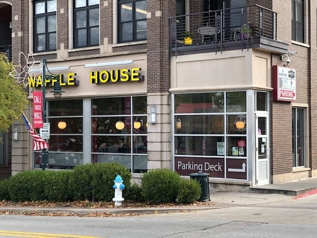 T&P Journal: Waffle House, is it true?