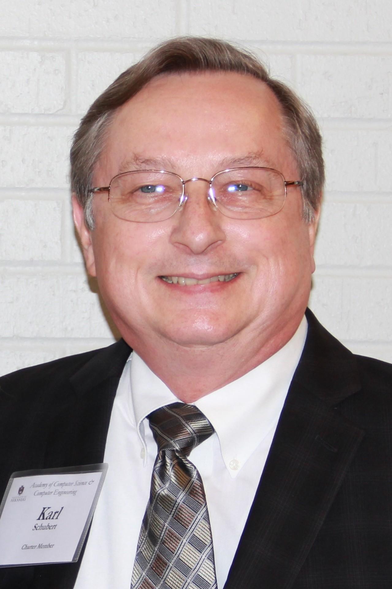 Dr. Karl D. Schubert