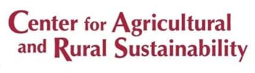 Center for Agricultural and Rural Sustainability