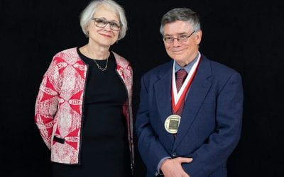 University of Wisconsin College Names Ricke a Distinguished Alumnus