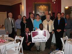 Pride of Arkansas Tour Ventures through Southern Arkansas