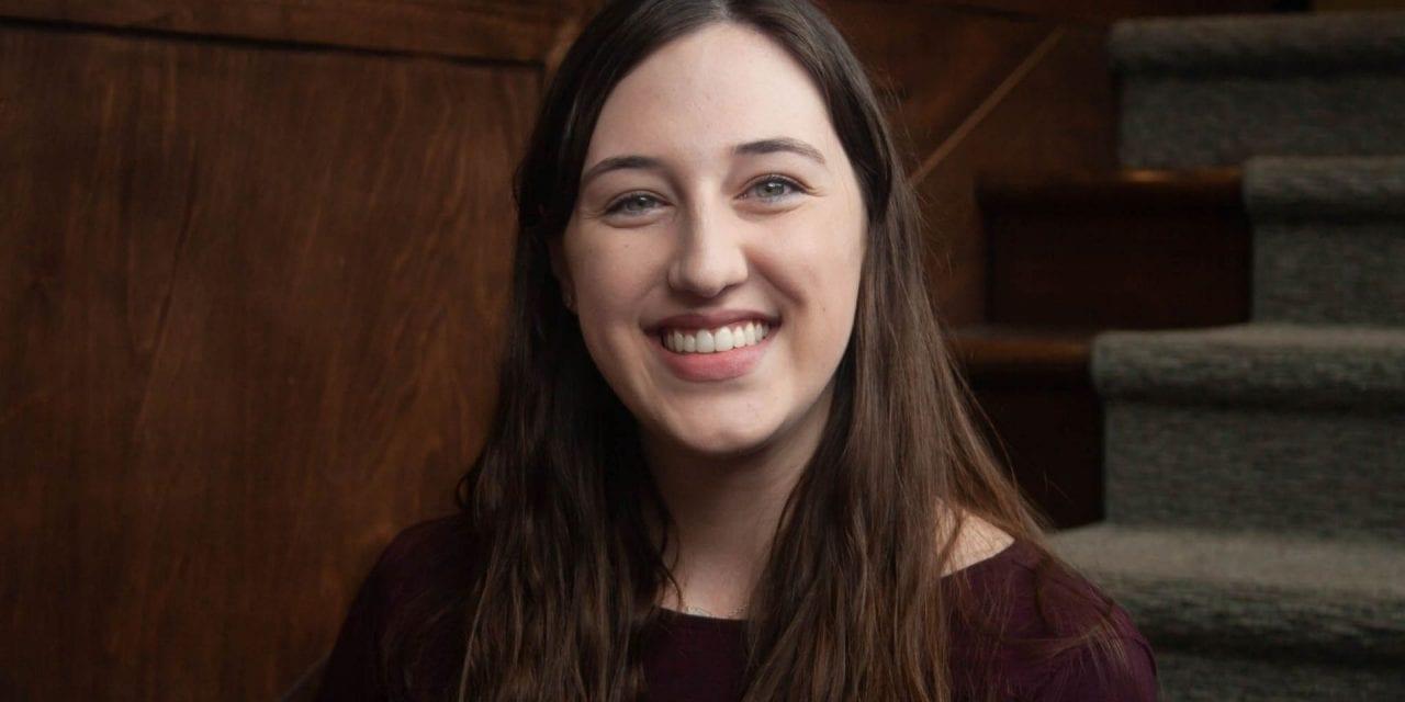 Lauren Love – Endowed Alumni Scholar