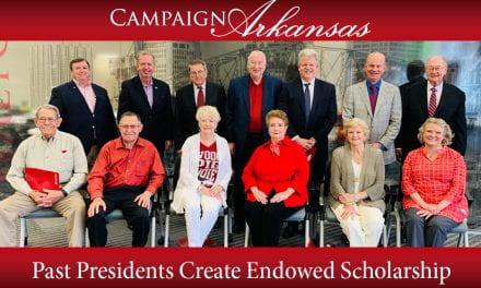 Past Presidents Create Endowed Scholarship