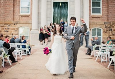 Hog Tale: U of A Meeting, Engagement and Wedding