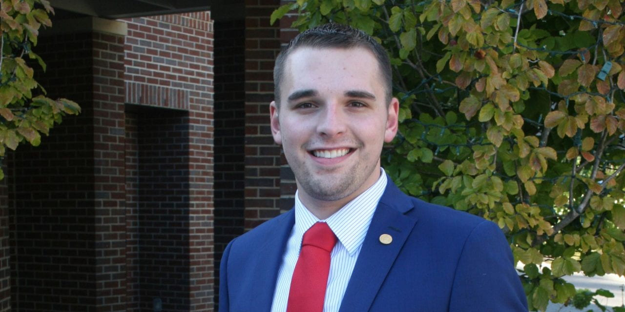 Catching up with Sam Harris B.S.A. '18, Life Member