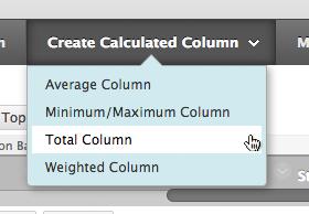 total column