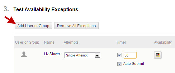 test-exceptions