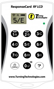 RF-LCD Clicker