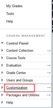 Click customization Bulk column