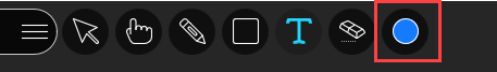 color selection icon