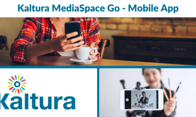 Kaltura: MediaSpace Go Mobile App