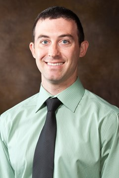 Casey Harris faculty picture