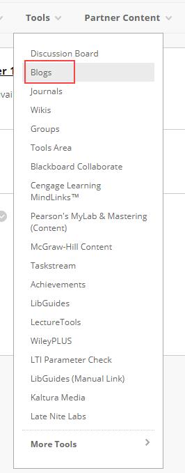 select blogs