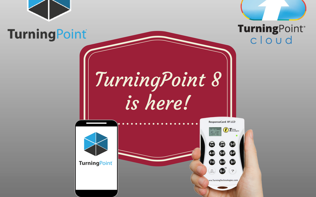 Clickers: Transitioning to TurningPoint 8