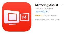 ios mirroring assist