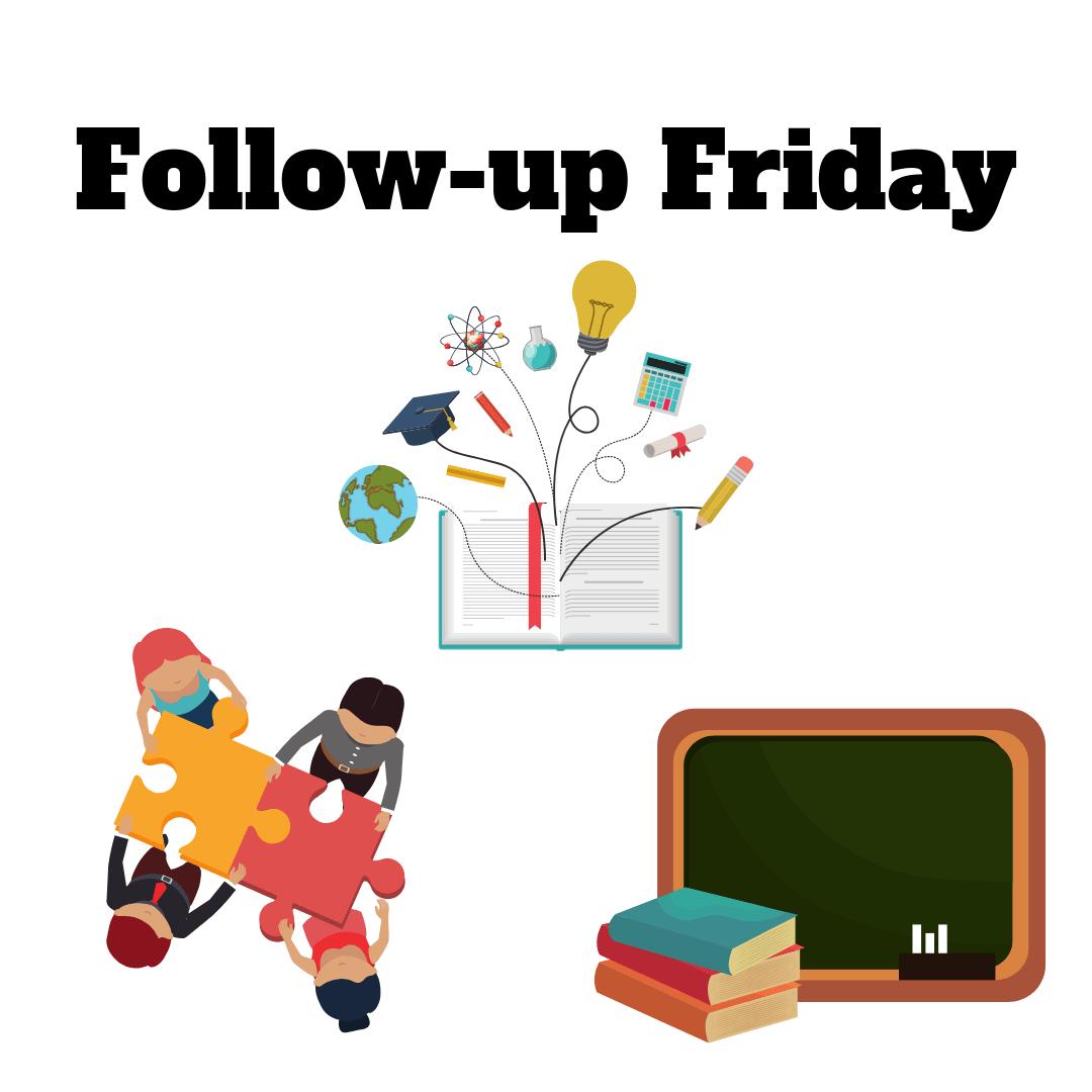 Follow-up Friday - Decorative