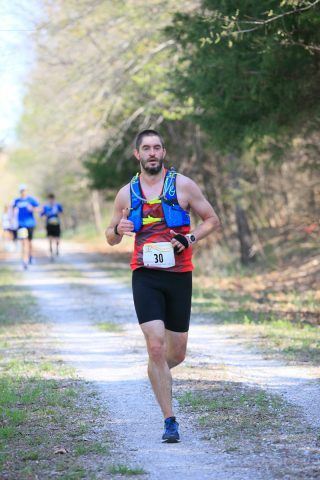 dr. greene running ultra marathon