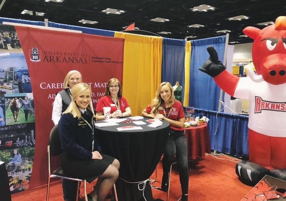 National FFA Convention: A Time To Showcase Our Students, Reach Out To Future Students