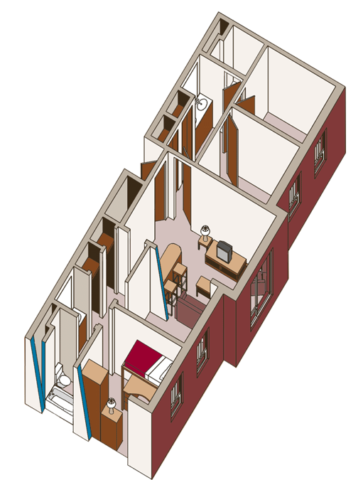 Additional Information About And P Os Of Room And Furniture Dimensions Residence Hall Floor Plans And Proximity To Other Campus Resources Can Be Found