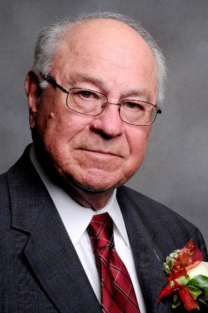 Carl Peters, B.S. '58, M.S. '61