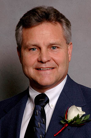 Phil Tacker, B.S. '79, M.S. '82
