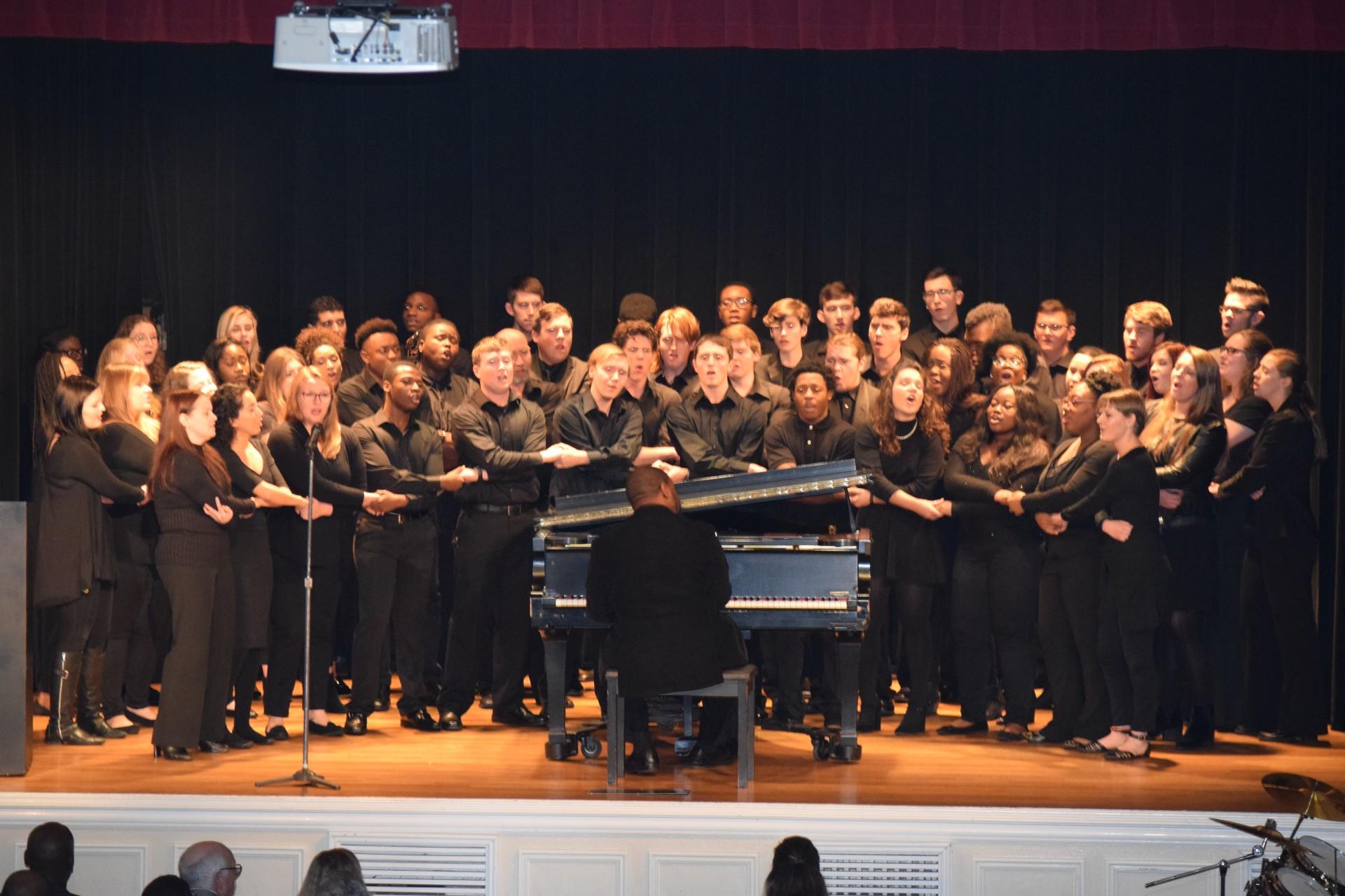 MLK Jr. Vigil Choir