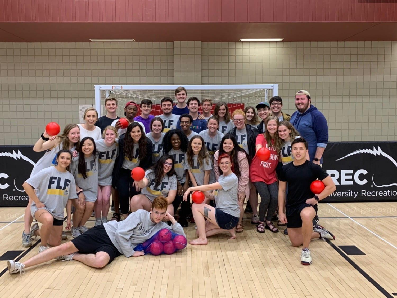FLF Dodgeball 2019 Group