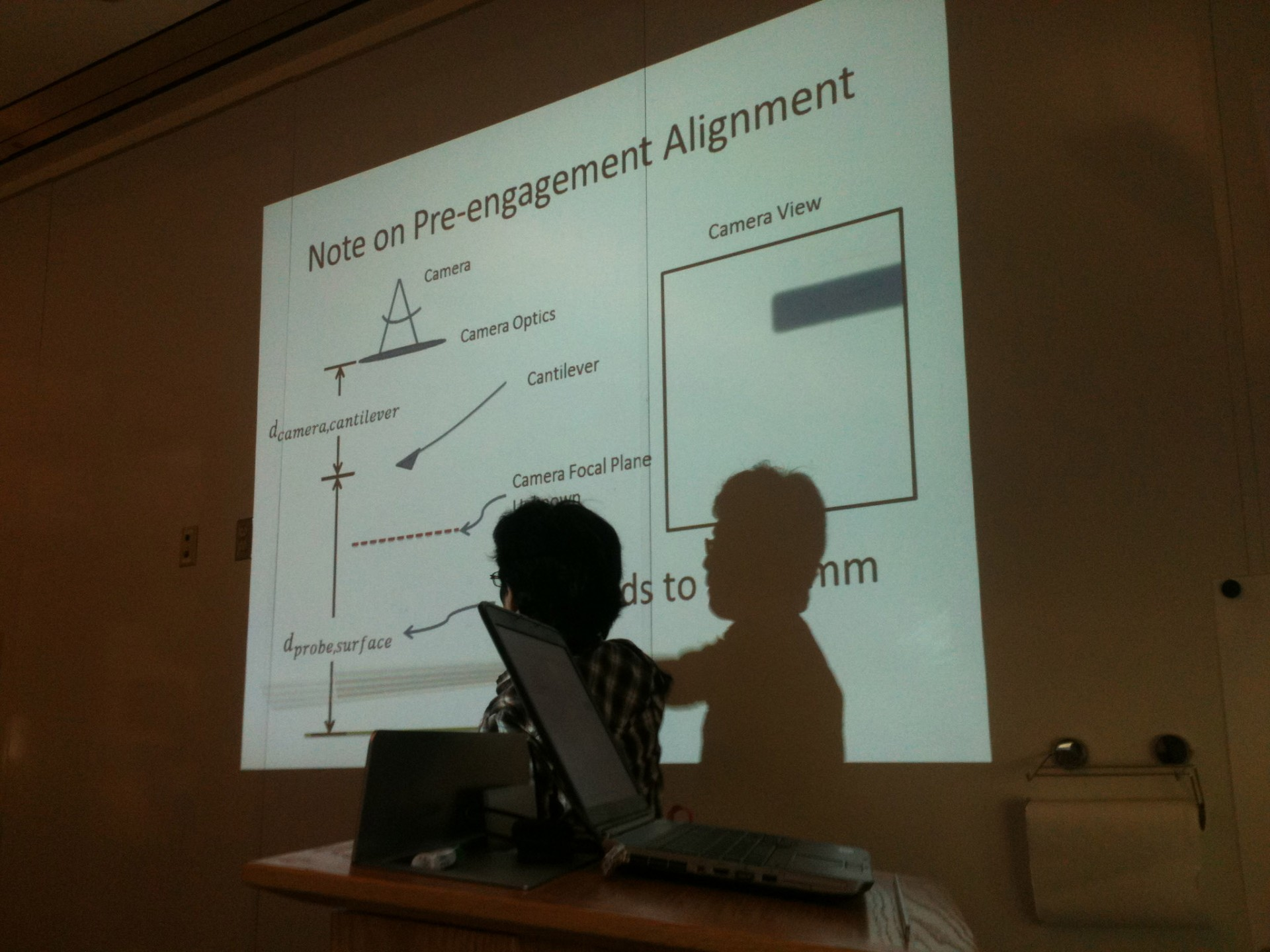 AFM lecture by Yusuke Hirono