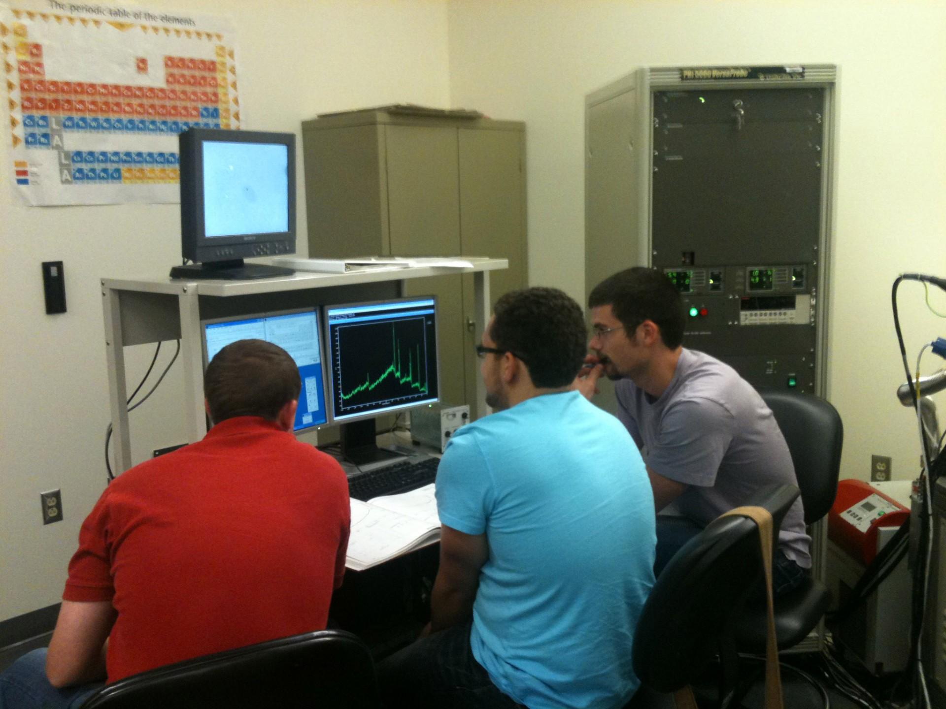 XPS lab