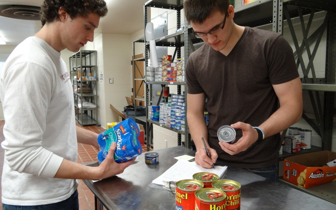 Competition Drives Compassion at Full Circle Campus Food Pantry