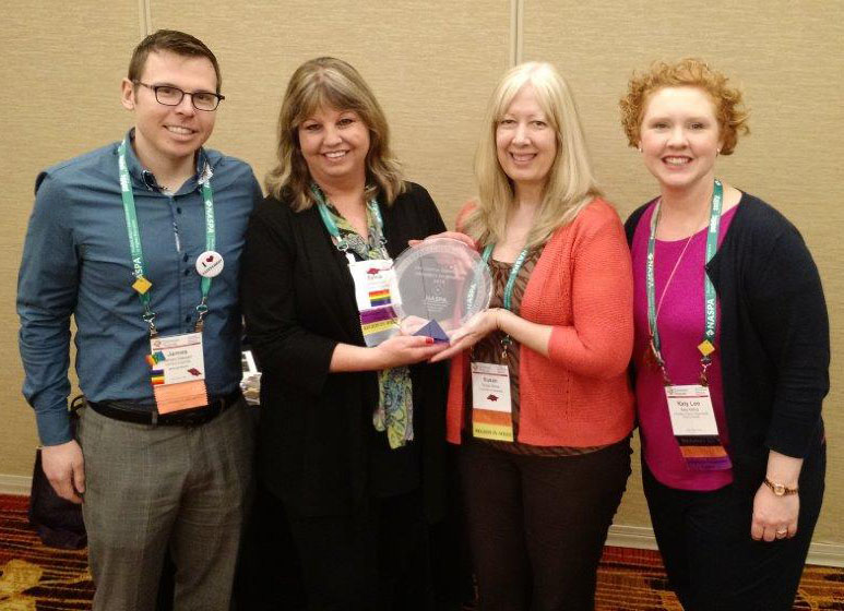 Off Campus Connections Receives Recognition for Adult Learners Program from NASPA