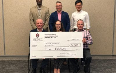 EAB Funding Recipients – Spring 2019