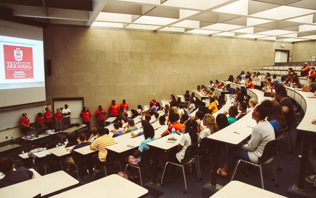 The University of Arkansas ACT Academy Prepares Students For College