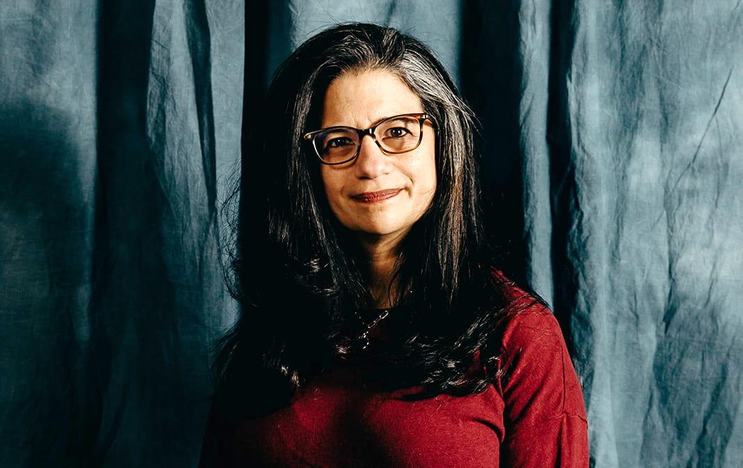 Staff Q & A: Huda Sharaf, M.D.