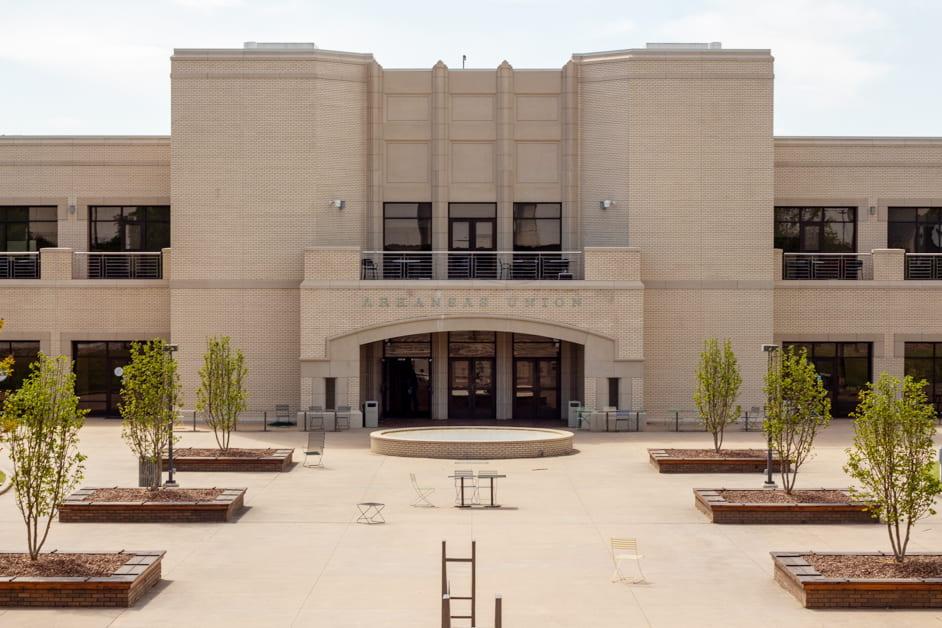 Empty Campus: A COVID-19 Photo Essay