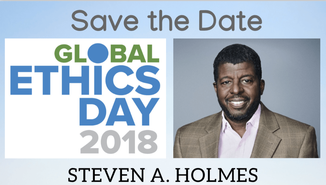 Global Ethics Day 2018