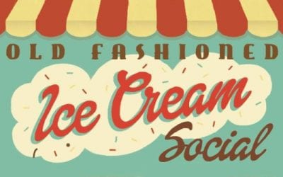 SENIOR ICE CREAM SOCIAL  |  APRIL 2  |