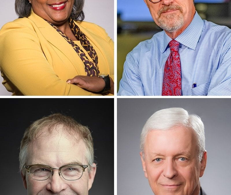 Four Journalism Alumni to Be Honored