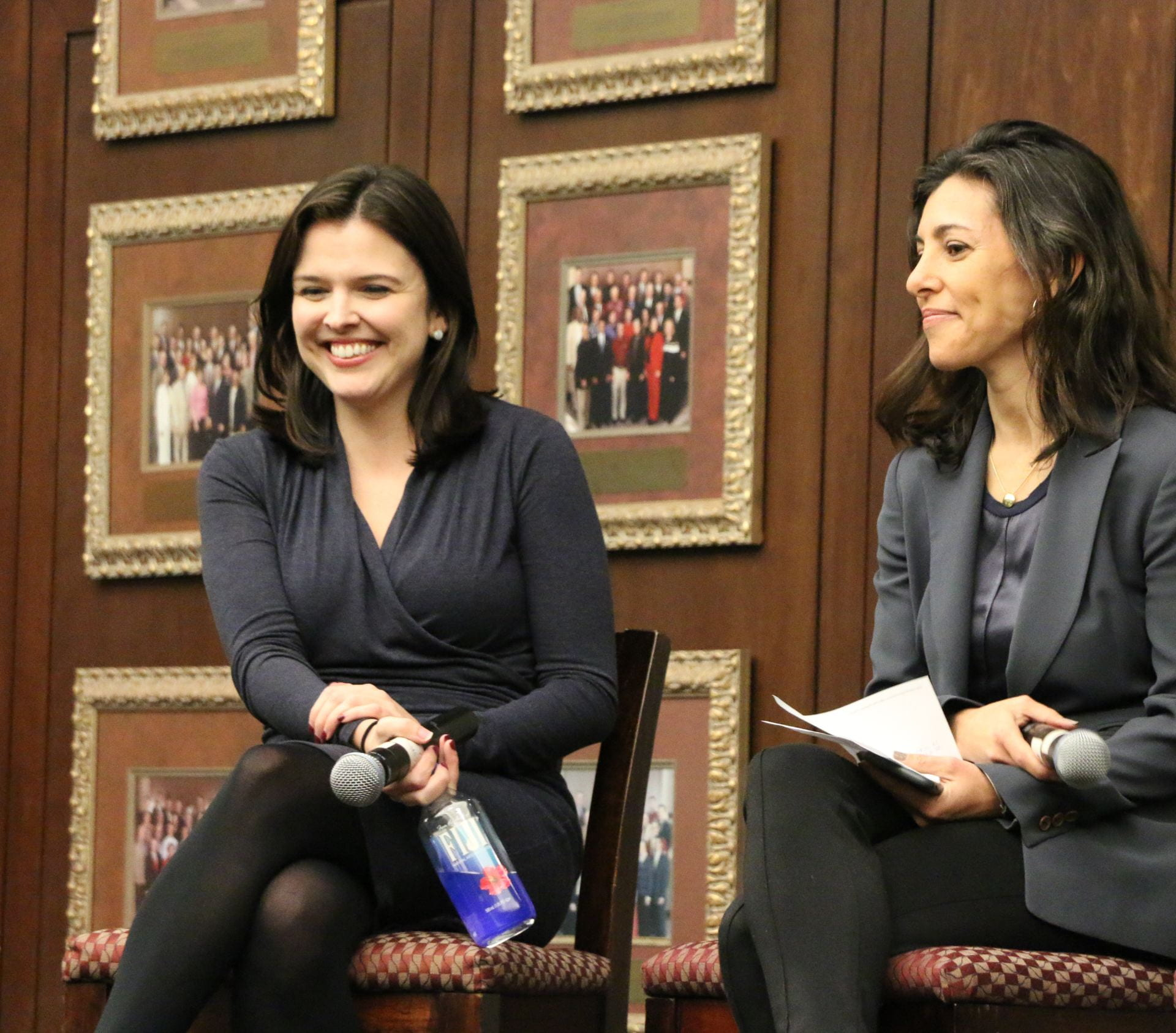 CNN political reporter Arlette Saenz and  New York TimesWhite House correspondent Julie Hirschfeld Davis