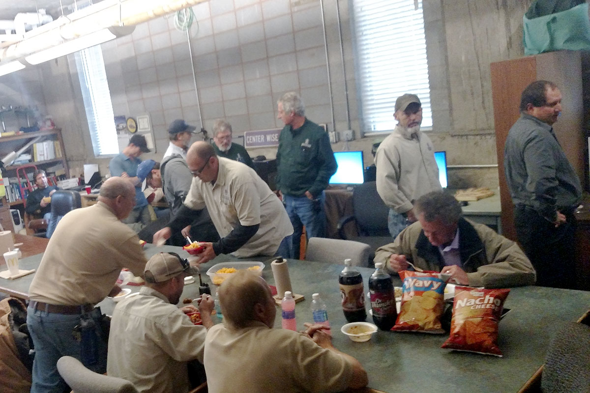 Residential Facilities Hosts Inaugural Chili Cook Off