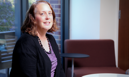 Felisha Perrodin Receives Award for Mentoring Traditionally Underrepresented Students