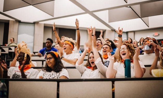 RA Training Teaches Community Spirit and Connection