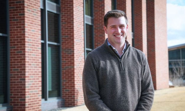Staff Senate Names Brian Bopp Employee of the Quarter