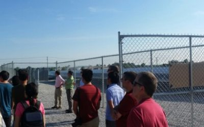 Ozarks Electric Solar Facility Tour