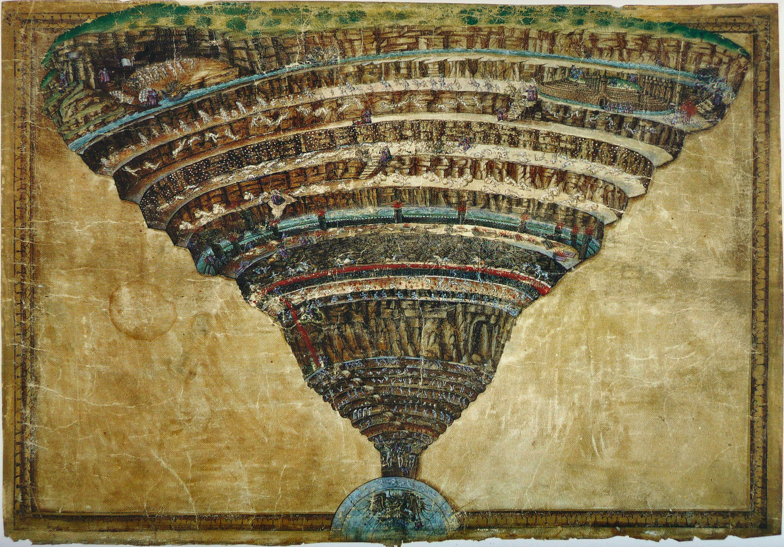 "New Ideas in Dante's ""Inferno"""