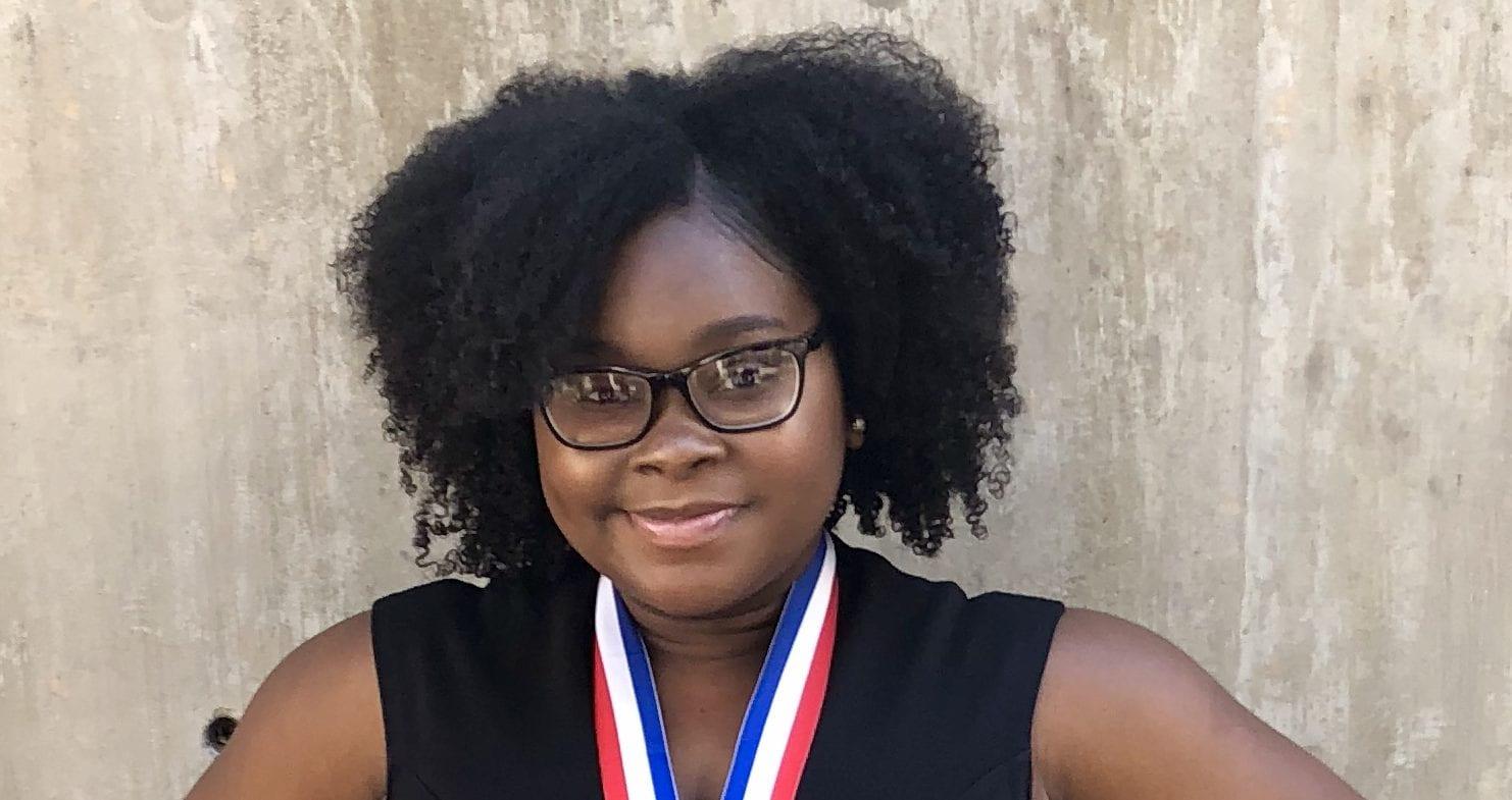 Kendria Shields-Rhodes Named 2018 Regents' Student Scholar