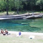 Photo courtesy of Barton Springs Edwards Aquifer Conservation District.