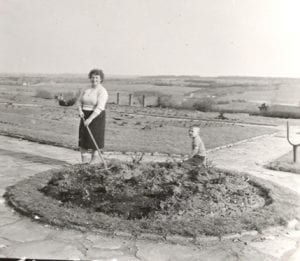 EarlyGarden_Woman+ChildCROPPED